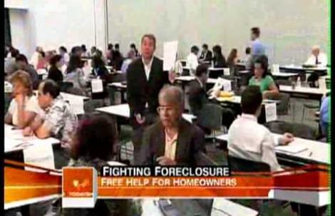 Defending Foreclosure