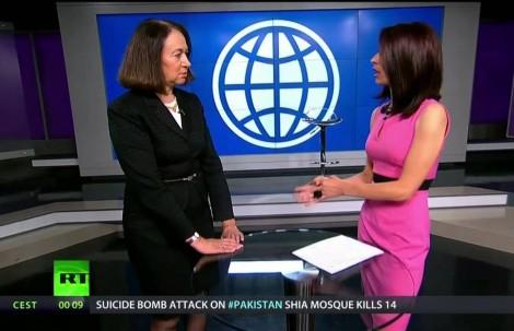 World Bank: Money Laundering Criminals | Interview with Whistleblower Karen Hudes